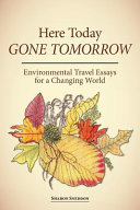 Here Today  Gone Tomorrow Book