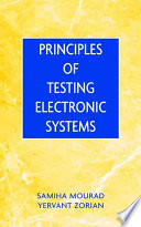 Principles of Testing Electronic Systems Book