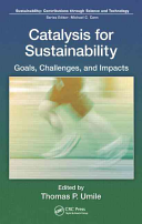Catalysis for Sustainability Book