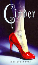 Cinder Marissa Meyer Cover