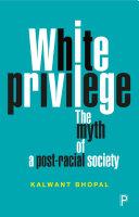 White privilege Pdf/ePub eBook