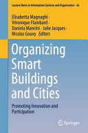 Organizing Smart Buildings and Cities