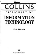 Collins Dictionary of Information Technology