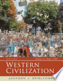 Western Civilization Volume C Since 1789 Book PDF