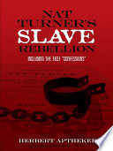 Nat Turner s Slave Rebellion Book PDF