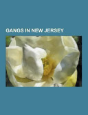 Gangs in New Jersey Book
