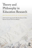 Theory and Philosophy in Education Research