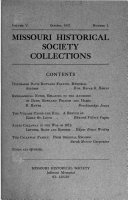 Missouri Historical Society Collections
