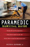 Paramedic Survival Guide Pdf/ePub eBook
