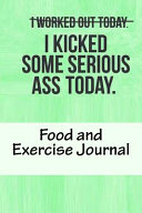 Weekly Food and Exercise Journal