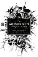 The American Weird [Pdf/ePub] eBook