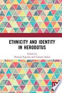 Ethnicity and Identity in Herodotus