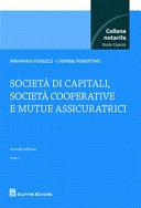 Società di capitali, società cooperative e mutue assicurazioni