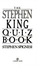 The Stephen King Quiz Book