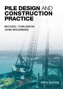 Pdf Pile Design and Construction Practice, Fifth Edition