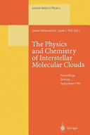 The Physics and Chemistry of Interstellar Molecular Clouds
