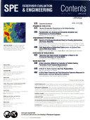 SPE Reservoir Evaluation   Engineering