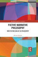 Fictive Narrative Philosophy [Pdf/ePub] eBook