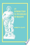 An Introduction to Psychology of Religion Book