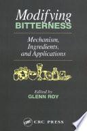 Modifying Bitterness