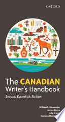 The Canadian Writer's Handbook