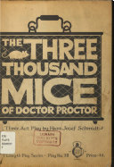 The Three Thousand Mice of Doctor Proctor