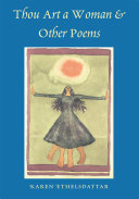 Thou Art a Woman and Other Poems