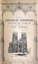 The Annals of Yorkshire from the Earliest Period to the Present Time