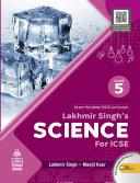 Lakhmir Singh's Science for ICSE Class 5 Pdf/ePub eBook