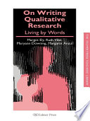 On Writing Qualitative Research