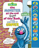 Sesame Street  The Monster at the End of This Sound Book Book