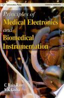 Principles of Medical Electronics and Biomedical Instrumentation