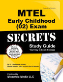 Mtel Early Childhood (02) Exam Secrets Study Guide