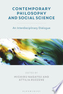 Contemporary Philosophy and Social Science