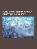 Songs Written By Mariah Carey