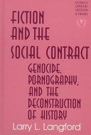 Fiction and the Social Contract