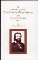 Pdf The Principles of Nature, Her Divine Revelations, (and) a Voice to Mankind