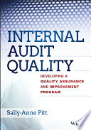 Internal Audit Quality