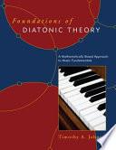 Foundations of Diatonic Theory