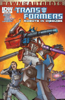 Pdf Transformers: Robots in Disguise #29 - Dawn of the Autobots