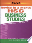 Revise Hsc Business Studies In A Month Book PDF