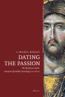 Dating the Passion