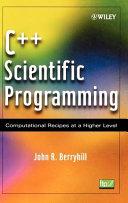 C++ Scientific Programming