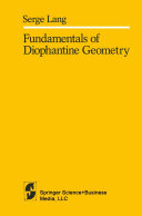 Fundamentals of Diophantine Geometry