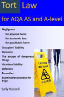 Tort Law for Aqa As and A level