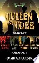 Cullen and Cobb Mysteries 4 Book Bundle