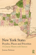 New York State  Peoples  Places  and Priorities