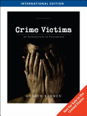 Cover of Crime Victims