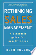 Rethinking Sales Management