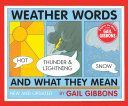 Weather Words and What They Mean (New Edition) Pdf/ePub eBook